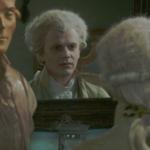Alex Lutz en Robespierre (Une femme dans la Révolution, Fr., tv, 2013)